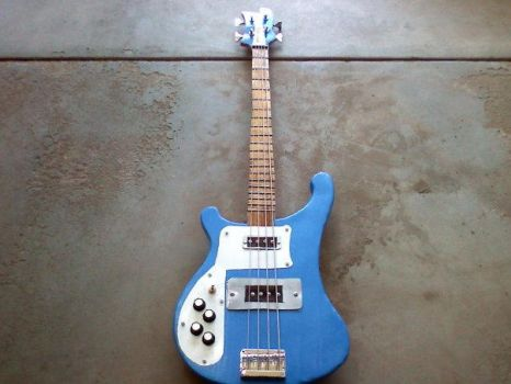 Haruko Bass, Front by Heavy-Props-Guy