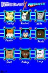 Bittersweet Candy Bowl X Mega Man: Select Screen by EdvinDraw