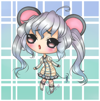 Lil Mousey Adopt Offer OPEN by MissEvette