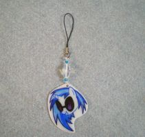 MLP Vinyl Scratch DJ Pon-3 Cellphone Charm by AmyAnnie14