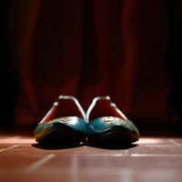 Home is where the shoes lies by MissUmlaut