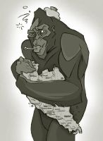Bigfoot Fever Grips Malaysia by gloriouskyle