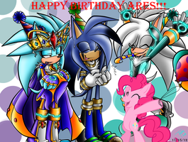 :G:HAPPY BIRTHDAY ARES! by Tron-Silver