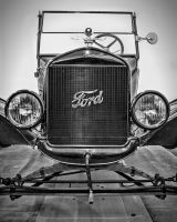 Old Ford by JAMillsPhoto