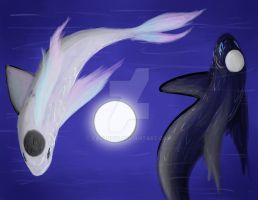 Ying and Yang by Erleuchtete
