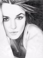 Keira Knightly by Anna-Nias