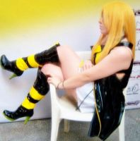 Lily Vocaloid Cosplay by IvannaKrueger