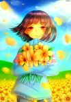 Golden Flowers by AliceYume88