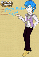 HT- Mayor Fritz -updated!- by Shichi-and-Hitsuki