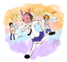 USA CHAN MAN TO THE RESCUE!!!!!!! by Aria-Melodie