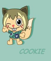 HTF OCs- COOKIE by PPGxRRB-FAN