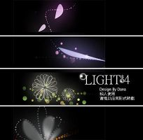 Light*4 by DanaSel
