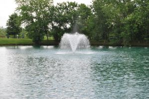 Fountain stock by KEArnold