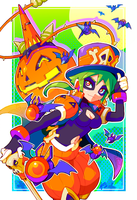 ZX Halloween Special by Tomycase