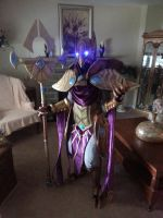 Azir Cosplay by DragonGames