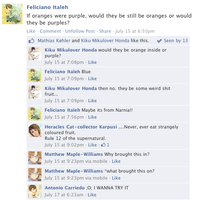 Hetalia Facebook: Oranges by gilxoz-epicness