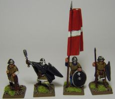 Knight Hospitaller Command Group by FraterSINISTER