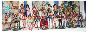 My little Wonder Woman Custome Collection 2015 by Chalana87