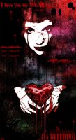 I gave you my heart... by SuicidioNeuronal