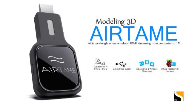 Modeling 3D AIRTAME by moudjahad