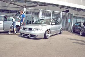 RACEISM Event 2014 - Audi A4 B5 by 2micc