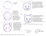 Quick Cat Face Tutorial by AddictionHalfWay