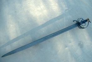 Damascus Backsword by LongshipArmoury