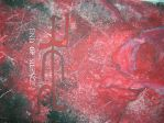 Red End of Silence Painting by FoolishToResist