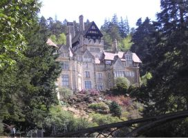 Cragside Manor by orbthesela