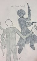 Slender vs Shadow Author by Author-L