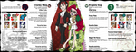 Monster High OC - Double Bio: Crowley and Dragonia by NanaRamos