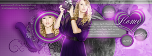 +TaylorS ft Explosionsofcolor by TrustmeasIinyou