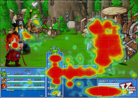 Click heatmap by KupoGames