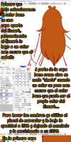 Tutorial - Colorear cabello by Rumay-Chian