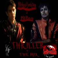 MJ and Me in Thriller by MJBen