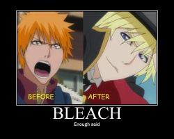 Bleach...Literally by Sprky2008