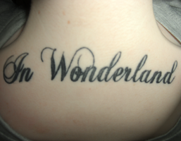 In Wonderland by alicevict0ria