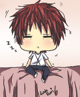 K_Chibi_Sleppy_Mikoto by RuriSuoh
