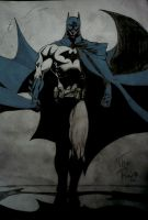 Batman by TheRaf