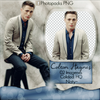 Colton Haynes PNG #624 by SwaggyNats