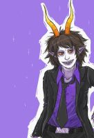 Suitstuck Gamzee by jessiejazz