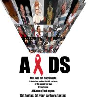 AIDS Poster by IHeartU3539