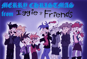 Iggie's Christmas by Chopfe