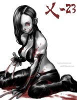 X-23 by elee0228