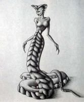 Lamia by Totem1