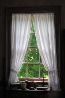Old window 2 by LucieG-Stock