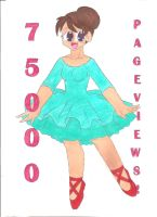 75, 000 PAGEVIEWS by animequeen20012003