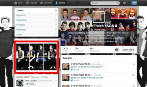 Banner para twitter 5 Seconds Of Summer 4 by karoglez