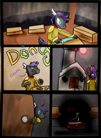 SoulBound P1 by PuddingzWolf