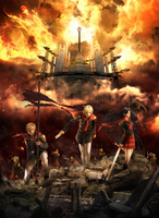 Final Fantasy Type-0 by Eren-Titanen